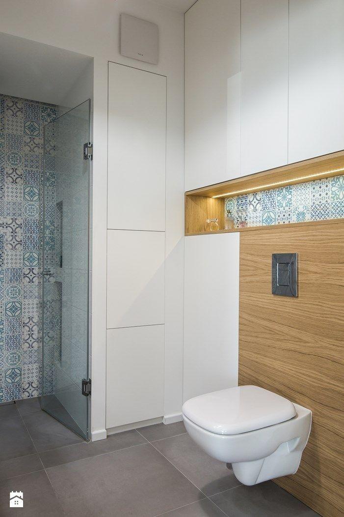 Modernes Haus Innenarchitektur Badezimmer Badezimmer Klein Kleines Bad Farbe