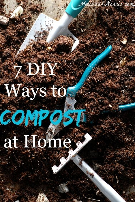 7 diy ways to compost at home get your garden soil in the best shape