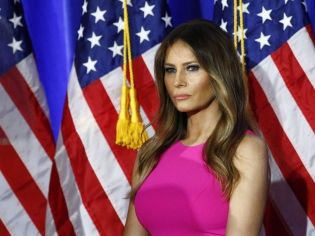 We should be kind to America's First Victim — Melania Trump The wife of the bully-in-chief speaking out against online harassment could be seen as a desperate, veiled cry for help.