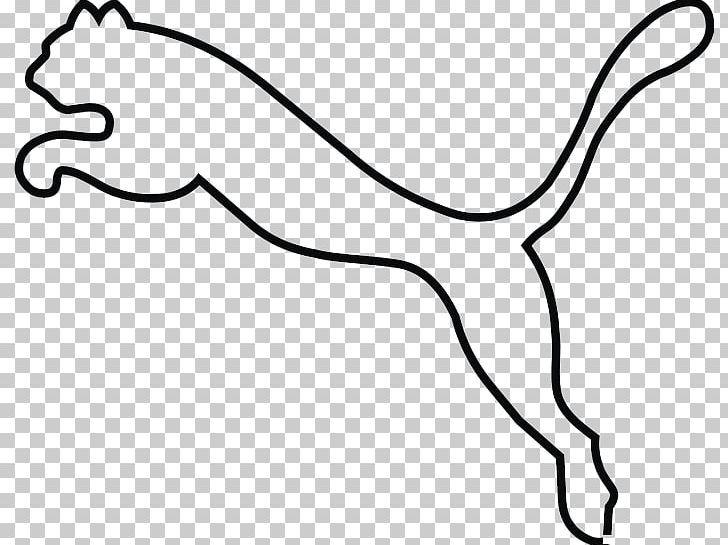 Puma Logo Png Beak Bitmap Black Black And White Brand Puma Logo Png Logos