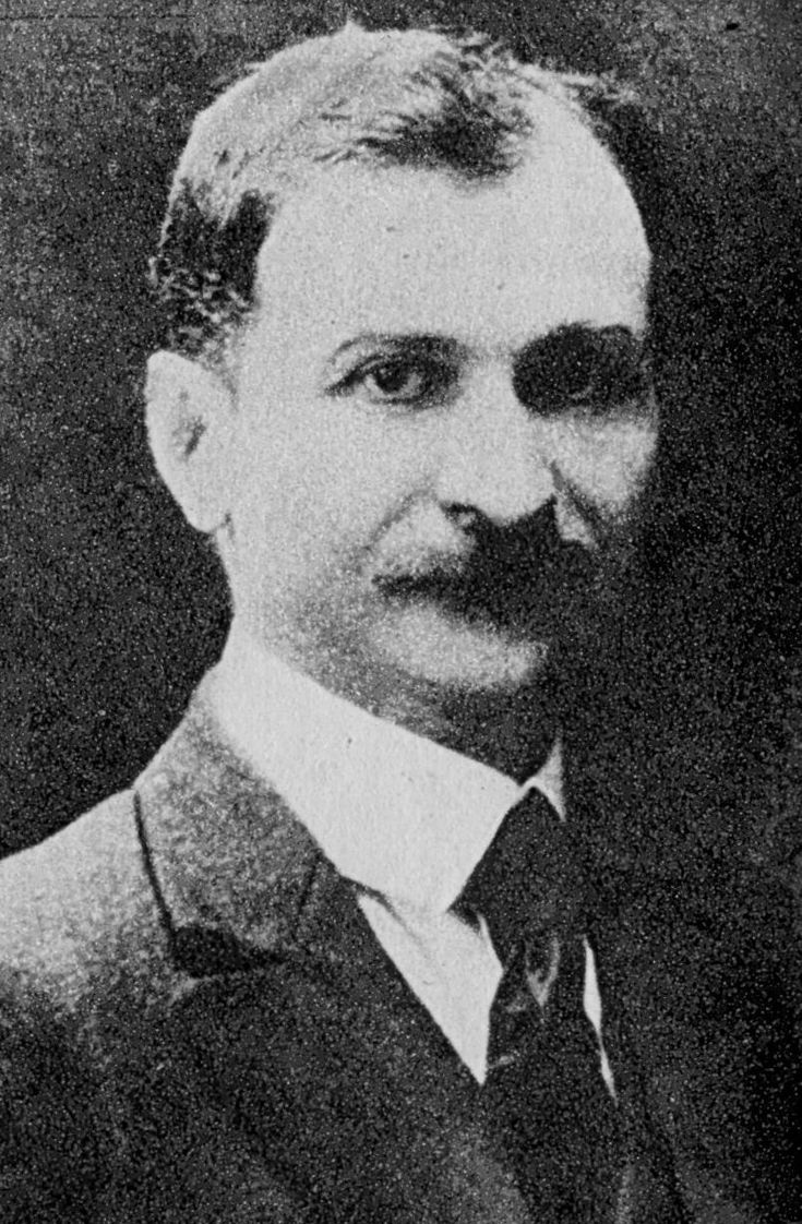 This is the picture of Traian Vuia, an important inventor and aviator of Romanian origin. He was the first inventor to show proof that a flying apparatus could rise into the air by building speed through the usage of wheels. Later in his life, he also designed apparatuses that resemble helicopters.