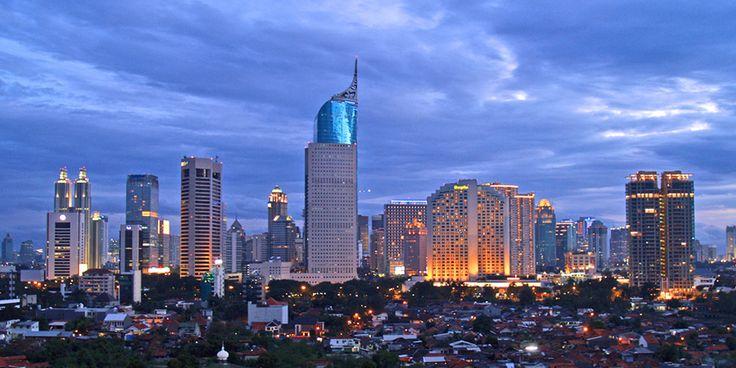 A lively weekend in glittering Jakarta