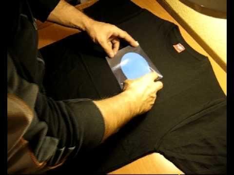 Estampar camisetas con Vinilo: mas fácil imposible! » Blog Brildor, máquinas y artículos personalizables - Las noticias de Brildor