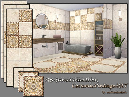 Solid Colored Ceramic Tile