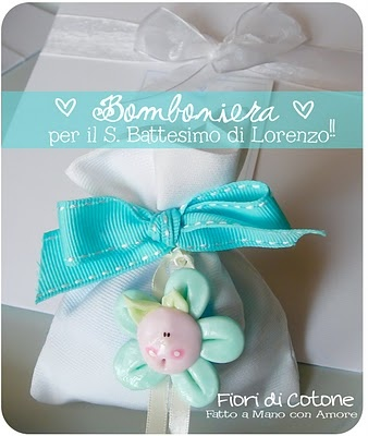 Bomboniere battesimo
