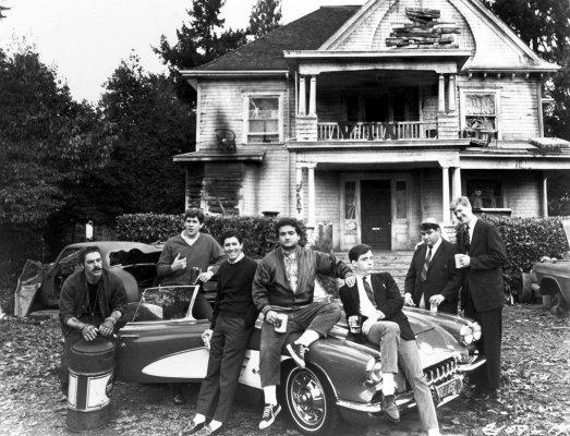 Animal House cast.