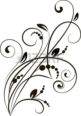 8 best decoraci n de hojas de papel images on pinterest - Hojas de decoracion ...