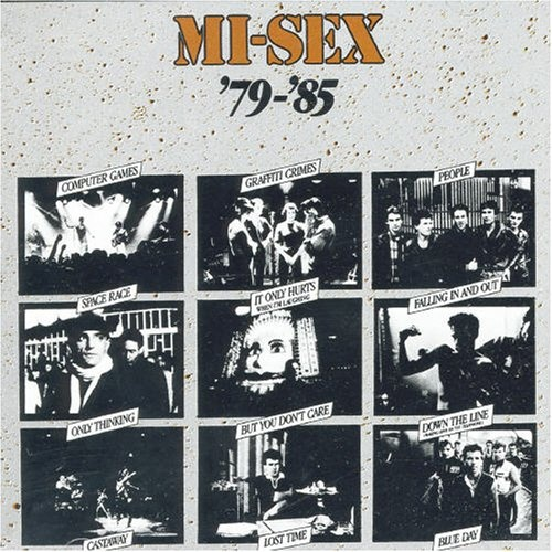 Mi-Sex 79 - 85 - saw them a few times during this period