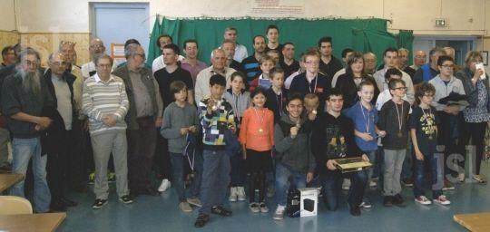 Chauffailles | Gianni Romano de Gueugnon gagne le Troph' éch ecs - Le Journal de Saône et Loire