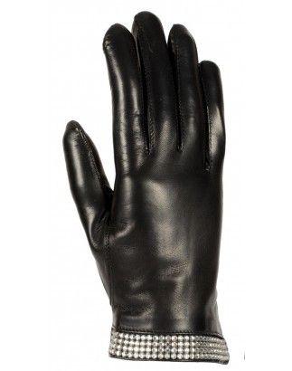 Luxus Handschuhe Damen, Lederhandschuhe, Abendhandschuhe aus Leder, exklusiv, chic. Seidenfutter, Gratis Versand in DE