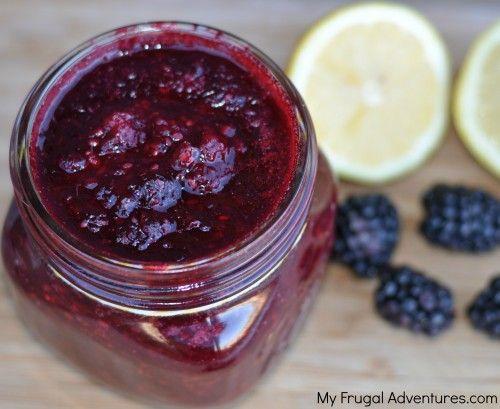 Best 25 homemade blackberry jam ideas on pinterest for Blackberry pear jam