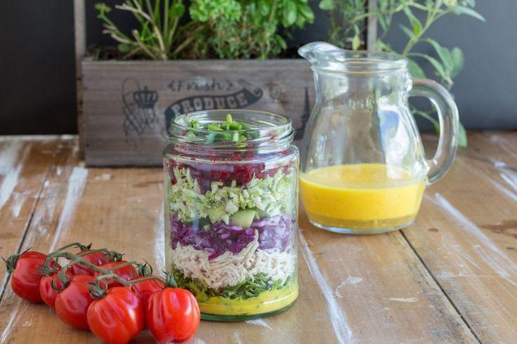 Layered Salad Jar – Arwen's Thermo Pics