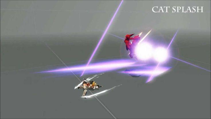 Kritika Online - Cat Acrobat Skill