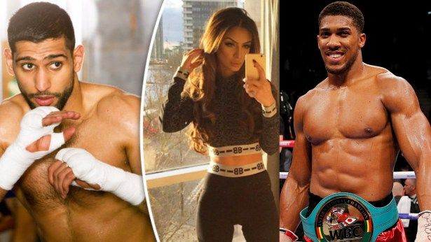 Serious Drama As Amir Khan Confirms Split With Wife Accuses Her Of Sleeping With Anthony Joshua http://ift.tt/2ucbSHi