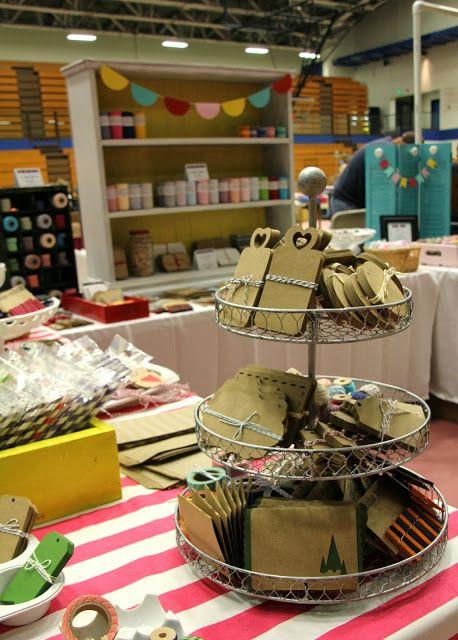 craft show booth idea