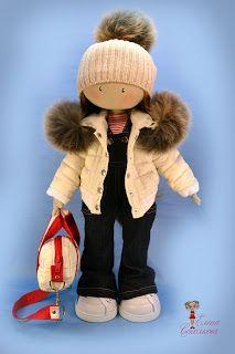 Alma De Una muñeca de trapo: Olya