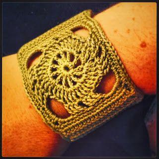 A new bracelet makes you happy;) Min inre omställningsresa.