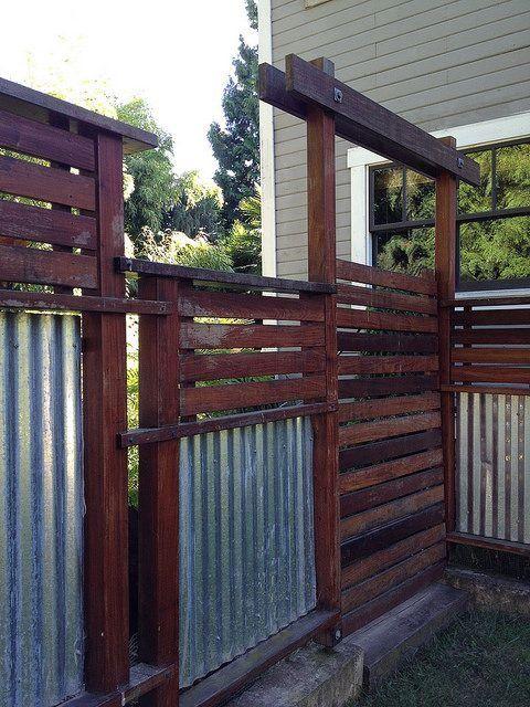 Garden Fences Modern Design In 2020 Gartenzaun Ideen Gartentor Metall Rustikaler Zaun