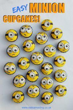 Best 25 Minion Cupcakes Ideas On Pinterest Minion Food