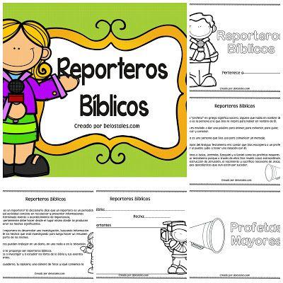 Reporteros Bíblicos                                                                                                                                                     Más