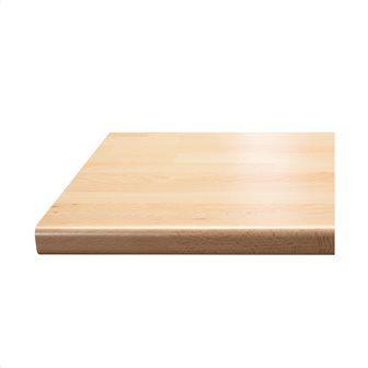 Πάγκος κουζίνας Μ208xΒ60xΠ2.8 cm εφέ ξύλου Κωδ: 61725384 34,90 €