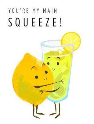 Main Squeeze | TrueLemon.com HAppy VAlentines DAy!!