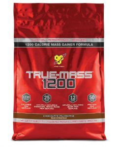 Mass gainers have high amount of carbohydrates and proteins in them to help bodybuilders gain some weight in the form of muscle mass. The BSN True Mass 1200 works the exact same way as any other mass gainer, but it provides additional benefits and contains high amount of calories to fill your body up and promote weight gain.
