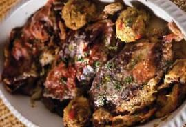Pan-Fried Stuffed Soft-Shell Crabs | Louisiana Seafood Promotion & Marketing Board