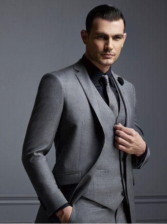 costume de mariage pour homme 2016 3 pi ces look111461 tenue de soir e pour homme. Black Bedroom Furniture Sets. Home Design Ideas