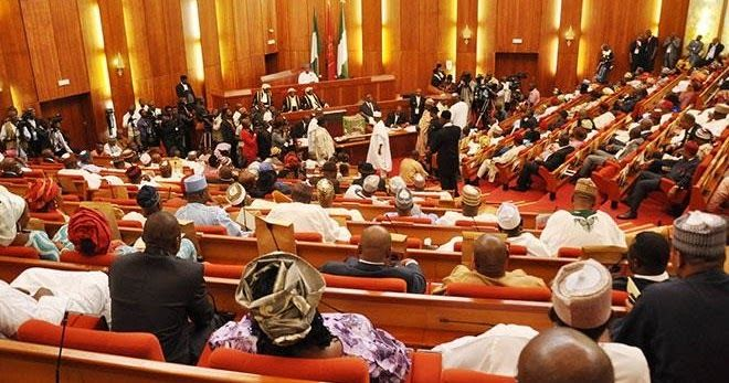 Senators yesterday tongue lashed chairman of the Presidential Advisory Committee on anti-corruption Prof Itse Sagay (SAN) over his remarks on the decision of the Senate to suspend consideration of REC nominees.  Sagay was reported to have described call by the Senate to President Muhammadu Buhari to sack the acting chairman of the Economic and Financial Crimes Commission (EFCC) Ibrahim Magu in two weeks as childish and irresponsible.  Raising a point of order the Deputy Senate Leader Senator…
