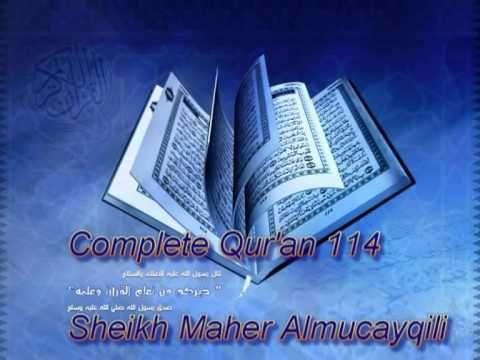 SURAH AL BAQARAH full by Mishary Alafasy [HD] - QURAN - YouTube