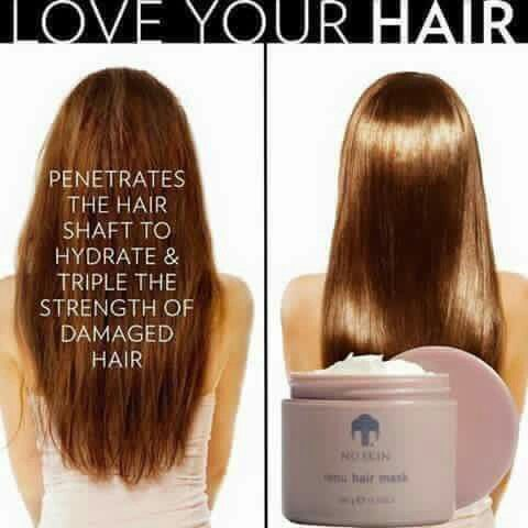 Hair repare RENU HAIR MASK Lock in lustre all week long.   this mask prevents split ends and breakage, making hair smooth, shiny and manageable for up to seven days https://www.nuskinops.com/content/opp/es_MX/products/nuskin/cabello/08101356.html Buy it here!  or  select your region https://www.nuskin.com/nuskin.html and get it here! Sponsor: MX5058256
