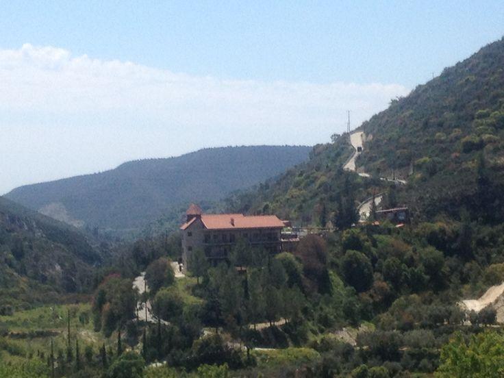 Παναγία Αμασγού - Μονάγρι - Λεμεσός