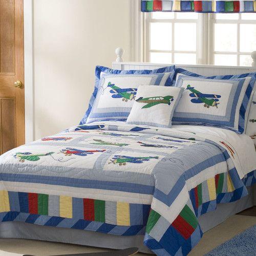 wattrelos 3 piece comforter set