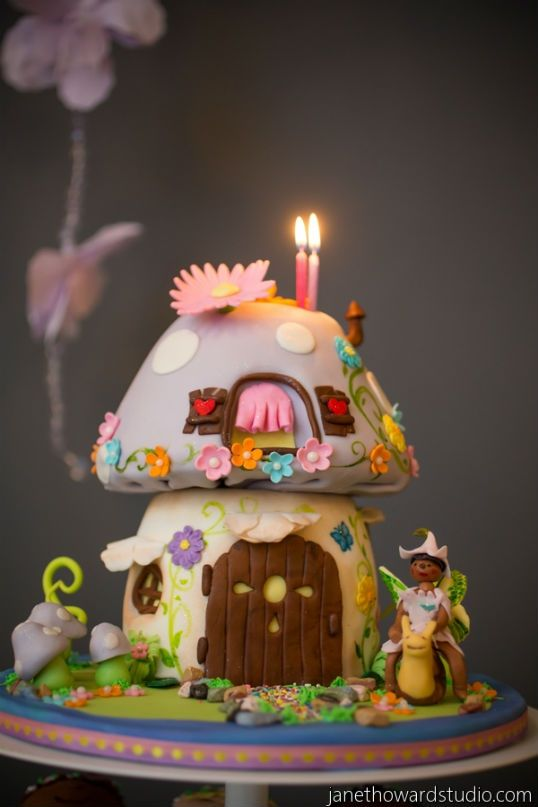 #tinkerbell #cake #childrensparties The Party Wagon - Blog
