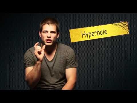 Literary Devices in Pop Culture - YouTube little high (they have the hey ya video) But interesting twist