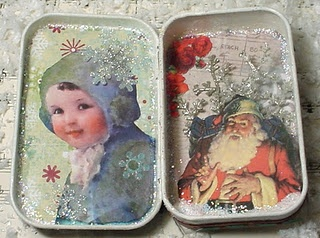 Altered tin