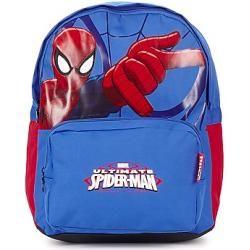 Mochila Homem-Aranha - os super-heróis também vão à escola!