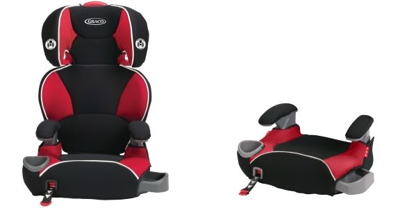 The Graco Affix Youth Booster Seat Comes With A Latch System And Is Built To Carry Your Big Kid From 30 100 Pounds Read Our Review Booster Car Seat