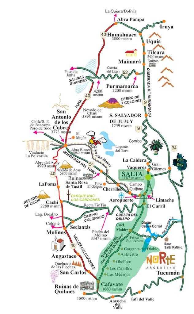 Resultados de la búsqueda de imágenes: Cafayate Quebrada Las Conchas - Yahoo…