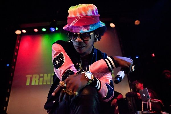 respectful article on Trinidad James...for fans & non-fans