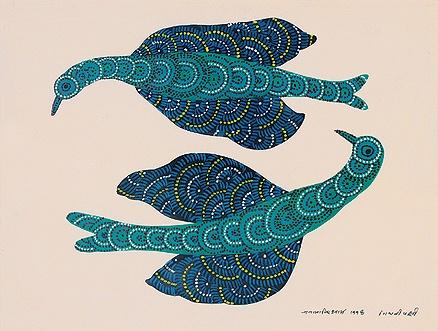 24-Hour Auction: Indian Folk & Tribal Art & Objects - Jangarh Singh Shyam, Gidhali Pakshi,1998