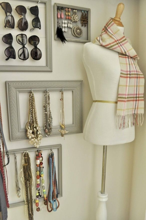 Something like this in the master and J's closet would be Totes Adorbes!