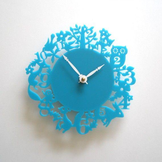 love clocks.