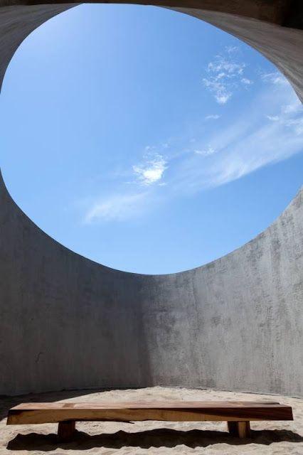 DAzulterrA: FUNDACIÓN CASA WABI by Tadao Ando
