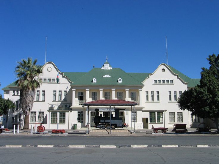 Railway Station of Windhoek