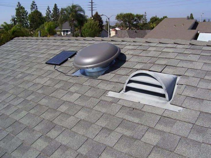 Different Types Of Attic Vents