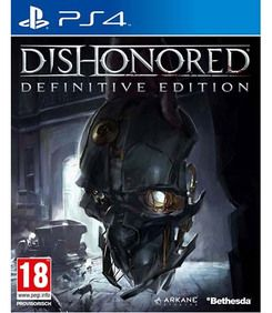 Dishonored: Definitive Ed. (GOTY) PS4 - Seven Spots