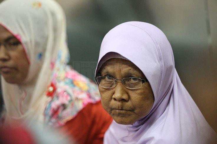 Ibu Sirul akan mohon pengampunan Sultan Selangor - http://malaysianreview.com/117082/ibu-sirul-akan-mohon-pengampunan-sultan-selangor/