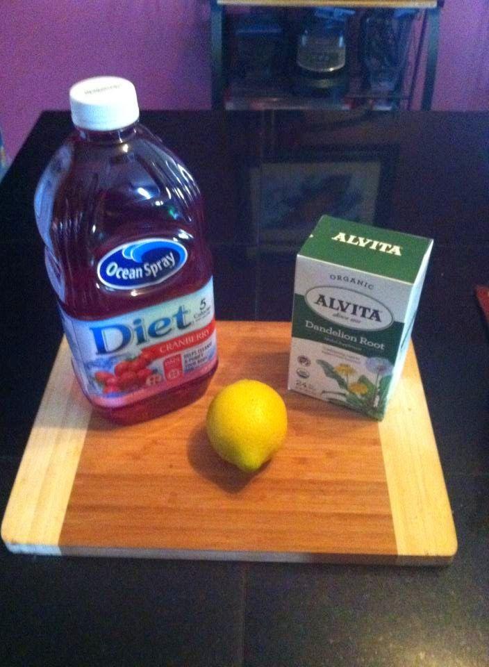 JILLIAN MICHAELS DETOX DRINK RECIPE - Loose 5-7 lbs of water weight in a week !